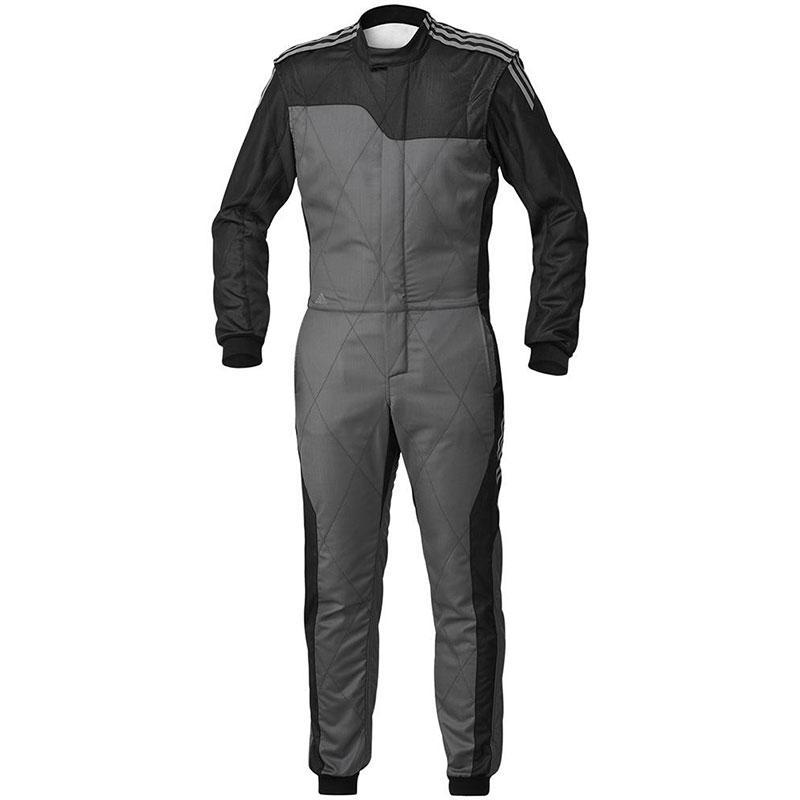 RSR CLIMACOOL RACE SUIT BLACK/ GRAPHITE