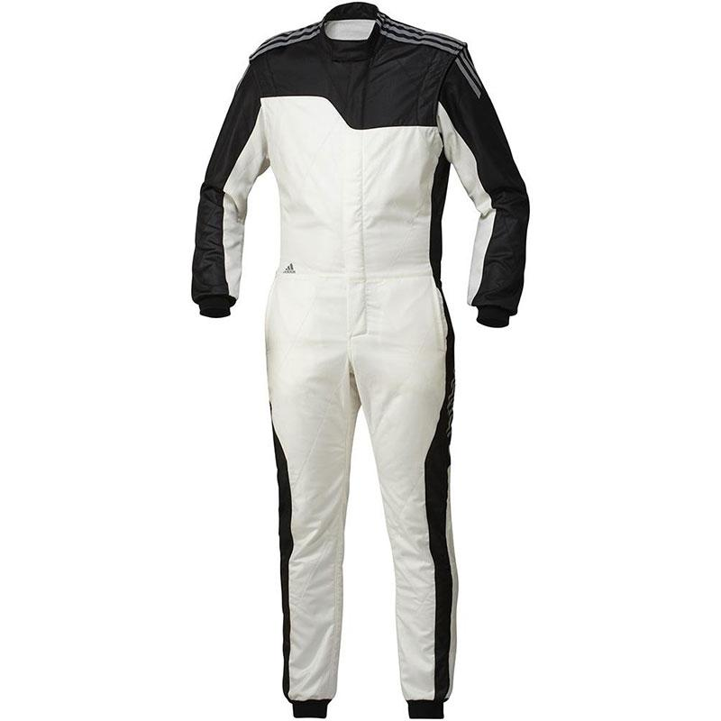 adidas RSR Climacool Race Suit white/black