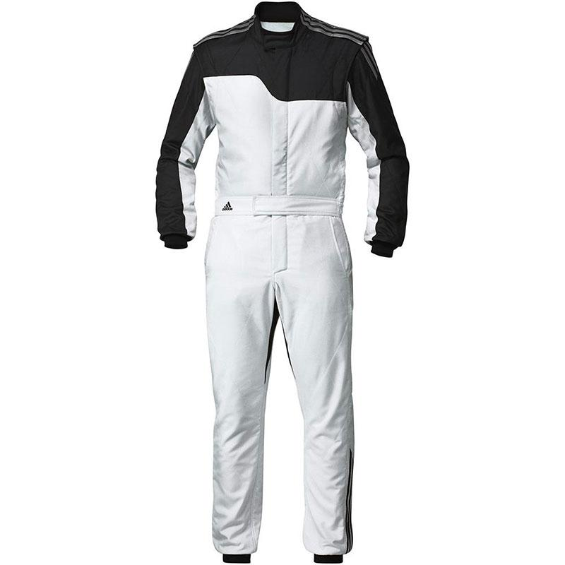 adidas RS Climalite Nomex Suit silver/black